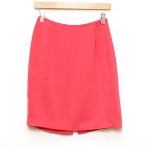 Georgiou Studio Mini Skirt Womens Sz 6 Pink Lined
